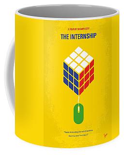 No215 My The Internship Minimal Movie Poster Coffee Mug