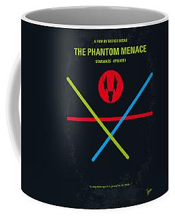 No223 My Star Wars Episode I The Phantom Menace Minimal Movie Poster Coffee Mug