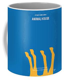 No230 My Animal House Minimal Movie Poster Coffee Mug