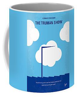 No234 My Truman Show Minimal Movie Poster Coffee Mug