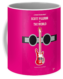 No236 My Scott Pelgrim Minimal Movie Poster Coffee Mug