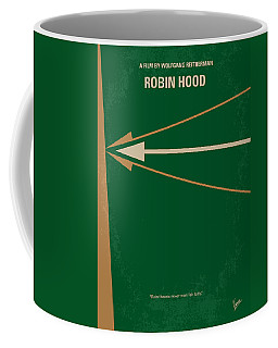 No237 My Robin Hood Minimal Movie Poster Coffee Mug