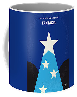 No242 My Fantasia Minimal Movie Poster Coffee Mug