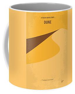 No251 My Dune Minimal Movie Poster Coffee Mug