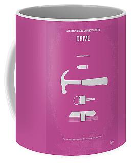 No258 My Drive Minimal Movie Poster Coffee Mug