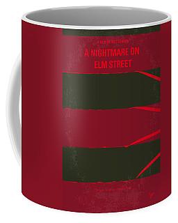 No265 My Nightmare On Elmstreet Minimal Movie Poster Coffee Mug