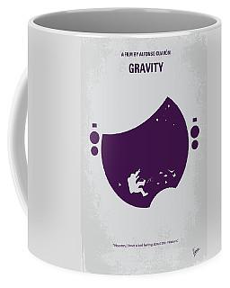 No269 My Gravity Minimal Movie Poster Coffee Mug