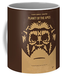 No270 My Planet Of The Apes Minimal Movie Poster Coffee Mug