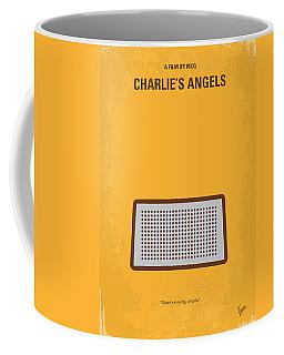 No273 My Charlies Angels Minimal Movie Poster Coffee Mug