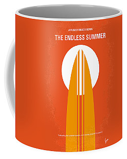 No274 My The Endless Summer Minimal Movie Poster Coffee Mug