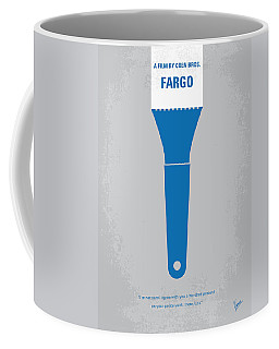 No283 My Fargo Minimal Movie Poster Coffee Mug