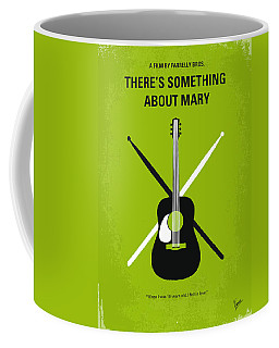 No286 My There's Something About Mary Minimal Movie Poster Coffee Mug