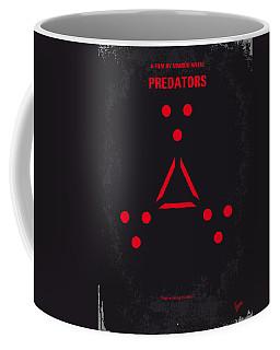 No289 My Predators Minimal Movie Poster Coffee Mug