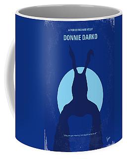 No295 My Donnie Darko Minimal Movie Poster Coffee Mug