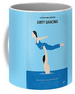 No298 My Dirty Dancing Minimal Movie Poster Coffee Mug