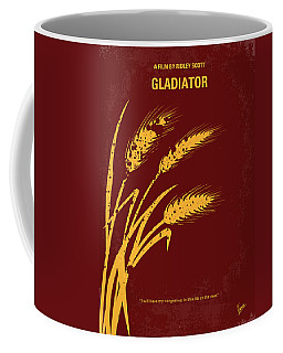 No300 My Gladiator Minimal Movie Poster Coffee Mug