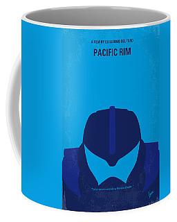 No306 My Pacific Rim Minimal Movie Poster Coffee Mug