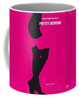 No307 My Pretty Woman Minimal Movie Poster Coffee Mug