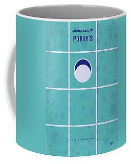 No310 My Porkys Minimal Movie Poster Coffee Mug