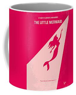 No314 My Mermaid Minimal Movie Poster Coffee Mug