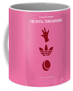 No320 My The Royal Tenenbaums Minimal Movie Poster Coffee Mug