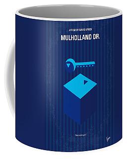 No323 My Mulholland Drive Minimal Movie Poster Coffee Mug