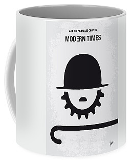 No325 My Modern Times Minimal Movie Poster Coffee Mug