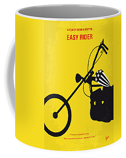 No333 My Easy Rider Minimal Movie Poster Coffee Mug