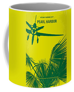 No335 My Pearl Harbor Minimal Movie Poster Coffee Mug
