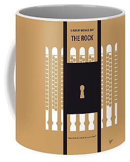No339 My The Rock Minimal Movie Poster Coffee Mug