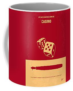 No348 My Casino Minimal Movie Poster Coffee Mug
