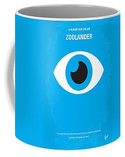 No362 My Zoolander Minimal Movie Poster Coffee Mug