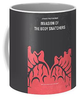 No374 My Invasion Of The Body Snatchers Minimal Movie Coffee Mug
