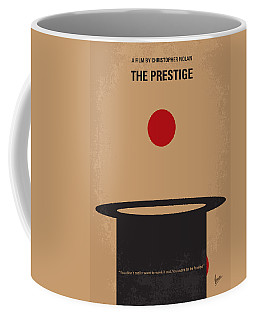 No381 My The Prestige Minimal Movie Poster Coffee Mug