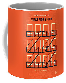 No387 My West Side Story Minimal Movie Poster Coffee Mug