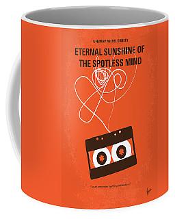 No384 My Eternal Sunshine Of The Spotless Mind Minimal Movie Pos Coffee Mug