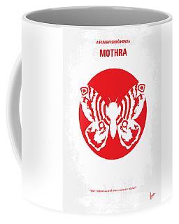 No391 My Mothra Minimal Movie Poster Coffee Mug