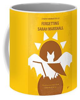 No393 My Forgetting Sarah Marshall Minimal Movie Poster Coffee Mug