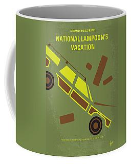 No412 My National Lampoons Vacation Minimal Movie Poster Coffee Mug