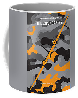 No413 My The Expendables Minimal Movie Poster Coffee Mug