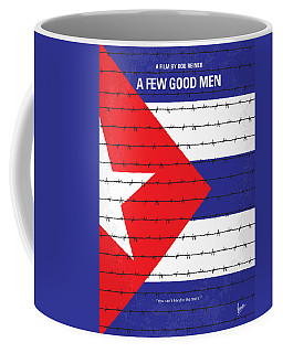 No417 My A Few Good Men Minimal Movie Poster Coffee Mug