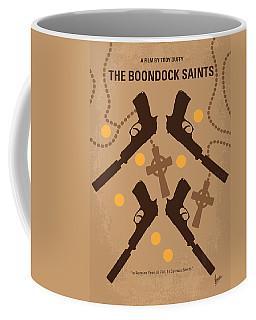 No419 My Boondock Saints Minimal Movie Poster Coffee Mug