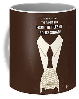 No432 My The Naked Gun Minimal Movie Poster Coffee Mug