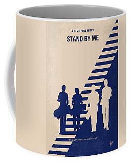 No429 My Stand By Me Minimal Movie Poster Coffee Mug