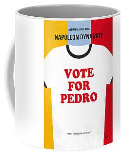 No430 My Napoleon Dynamite Minimal Movie Poster Coffee Mug