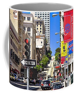 Nob Hill - San Francisco Coffee Mug
