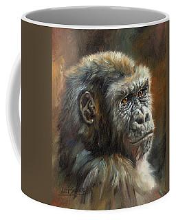 Noble Ape Coffee Mug