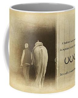 Noble Companion Coffee Mug