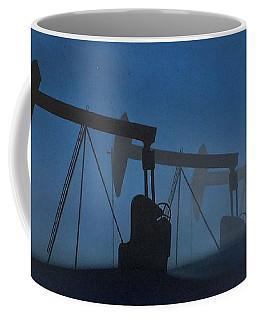 Nocturnal Donkeys Coffee Mug