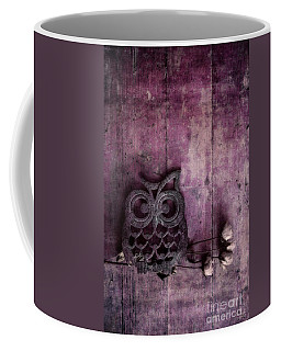 Nocturnal In Pink Coffee Mug